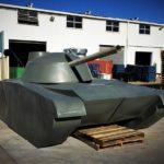 Custom Moulding Tanks