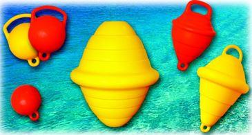 """Marker Buoy 6"""""""